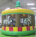 Carousel Moon Bounce Gainesville Virginia