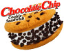 Choco Chip Cookie Sandwich Fairfax Virginia