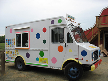 Ice Cream party truck