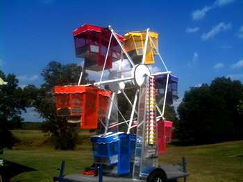 Ferris Wheel Amusement Ride for Children Northern Virginia