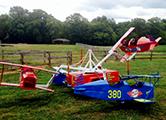 Childrens Air Plane Ride Ashburn Virginia