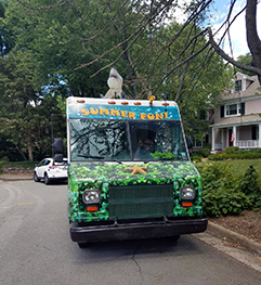 childrens ice cream truck northern va