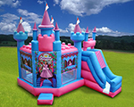 Princess Castle Moon Bounce Arlington County Virginia