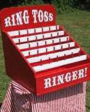 Ring Toss Amusement Northern Virginia