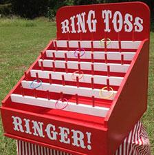 Ring Toss Carnival Game Rental Manassas Virginia